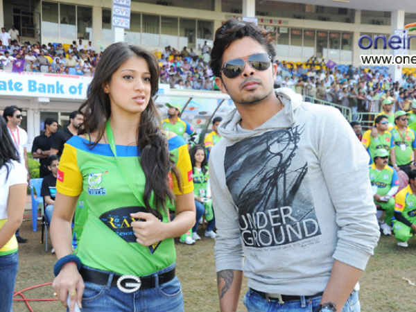 Photos: Lakshmi Rai With Sreesanth