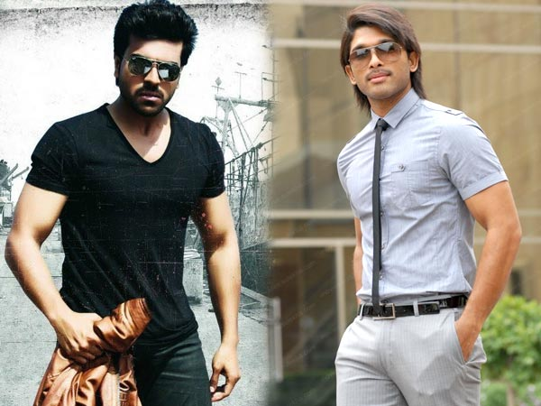 Allu arjun and ram charan new movie