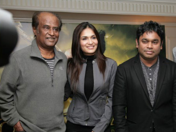 AR Rahman in awe of Kochadaiyaan