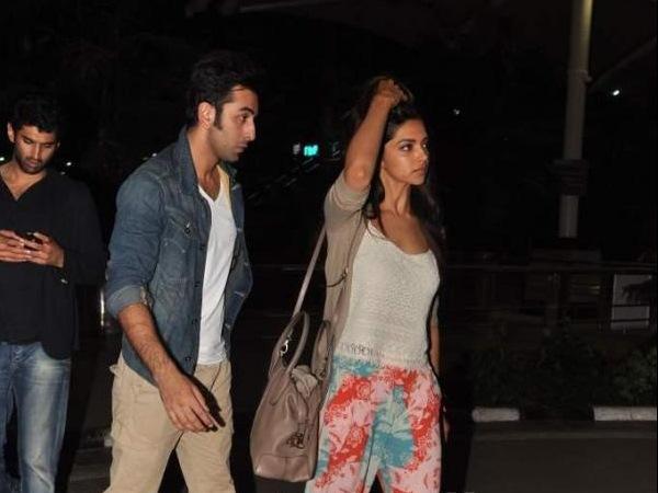 Ranbir and katrina dating