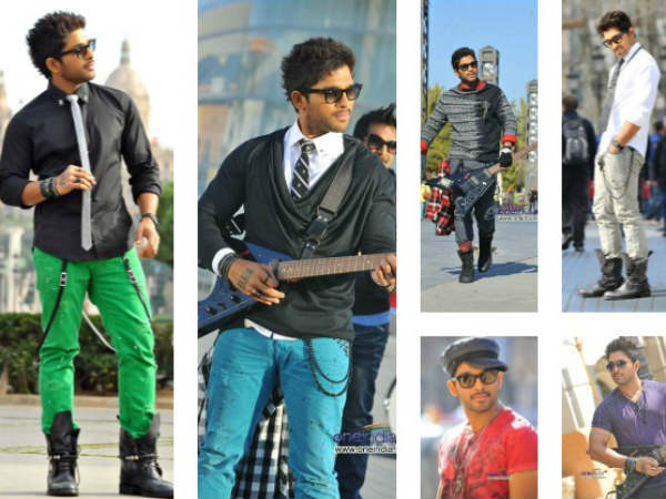 Allu Arjun's Performance