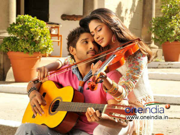 Amala Paul's Performance
