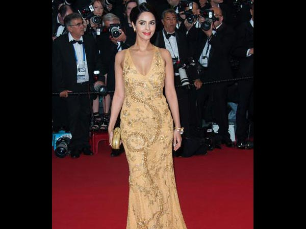 Mallika At Cannes