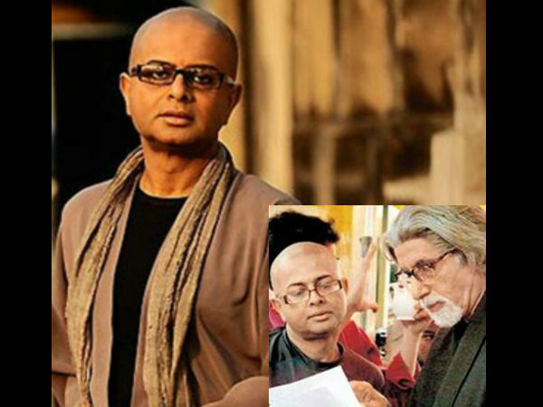Big B And Rituparno Ghosh