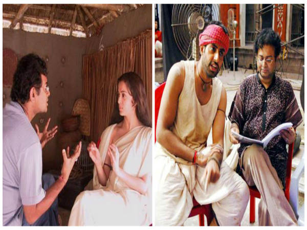 Bachchans And Rituparno Ghosh