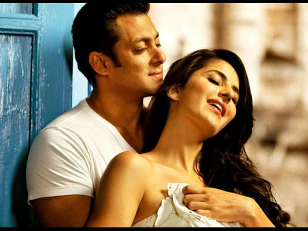 Salman And Katrina In ETT