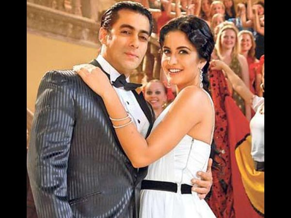 Salman And Katrina In Yuvraaj