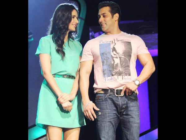 Salman And Katrina On DID