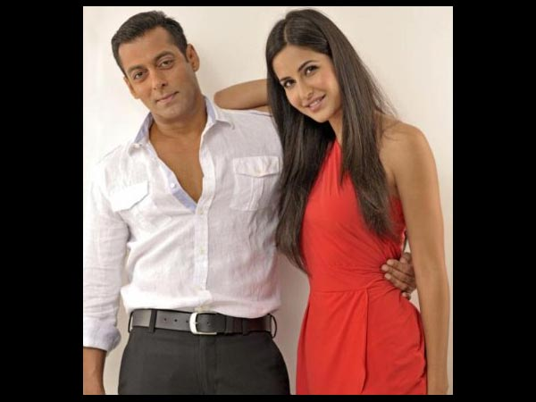 Salman And Katrina Together