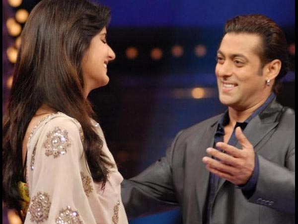 Salman And Katrina On Dus Ka Dum