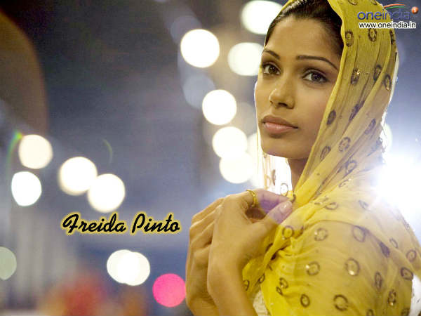 Freida Pinto Introduces Ways Of Protecting Girls