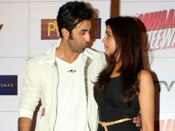 Ranbir and Deepika In Awe Of Each Other