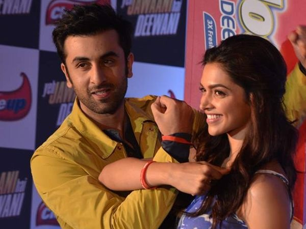 Deepika-Ranbir Now Best Buddies
