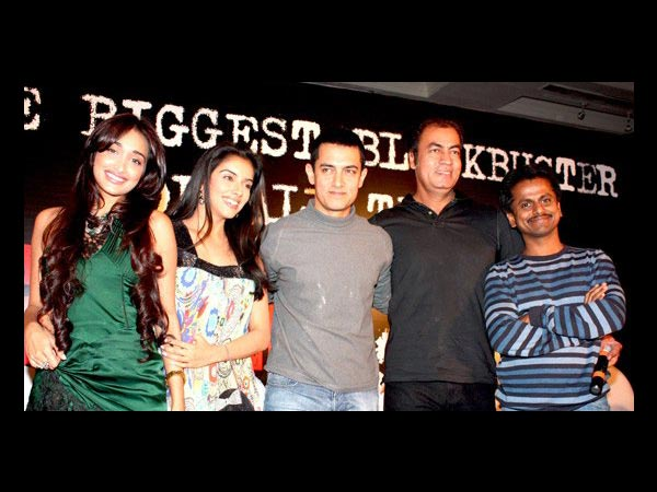 A Picture Taken During Ghajini Days