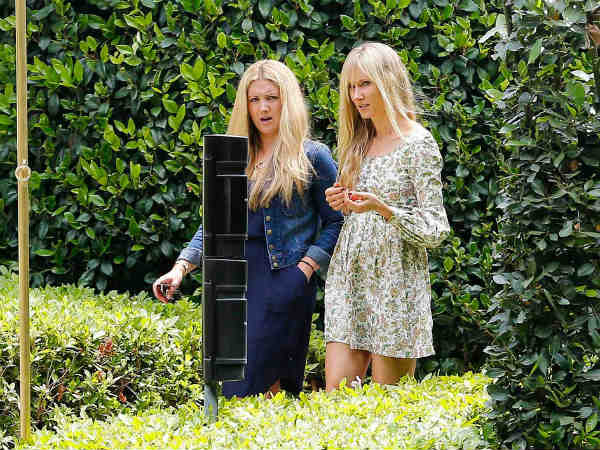 Kimberly Stewart At Kim's Baby Shower
