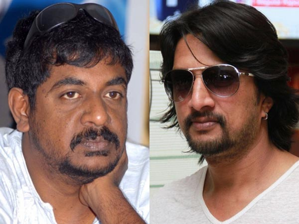 Sudeep's Project Takes Backseat