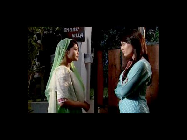 Zoya And Tanveer