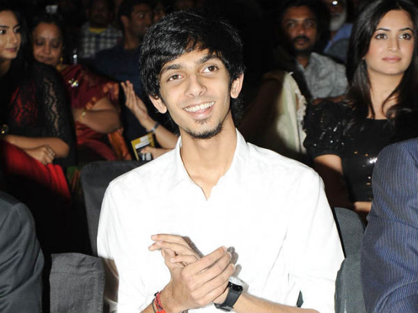 Anirudh In