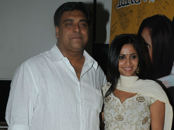 Ram Kapoor And Gautami Gadgil