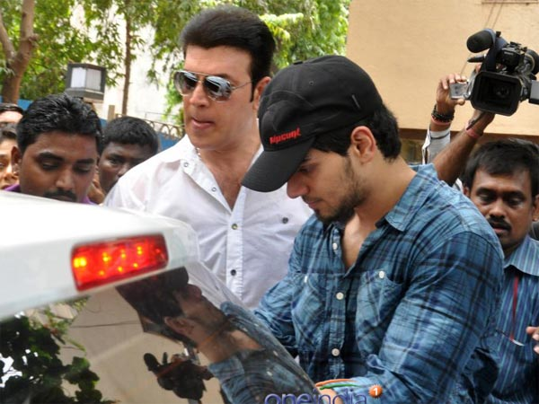 Suraj With His Dad Aditya Pancholi