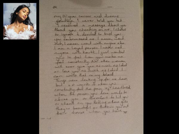 Jiah Khan Suicide Letter Suraj Pancholi Cheating Filmibeat