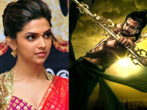 Shahrukh Khan Makes Deepika Learn Tamil