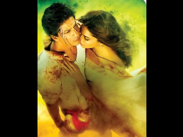Chennai Express Trailer Released