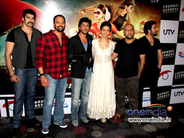 Chennai Express Team