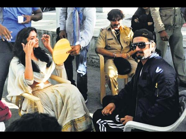 Ranveer With Deepika