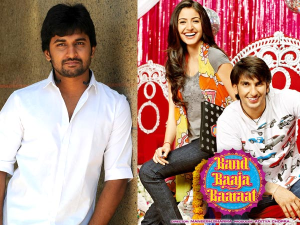 Nani to do Band Baaja Baaraat