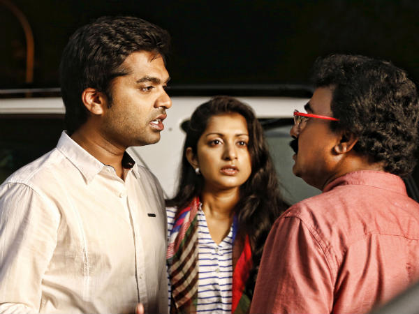 Simbu - The man of all reasons and seasons