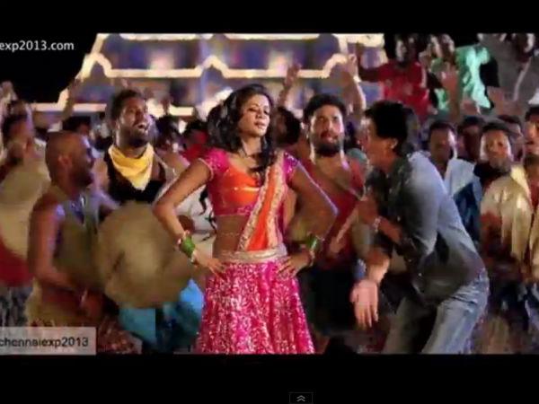 Priyamani Item Number | Shahrukh Khan | Chennai Express - Filmibeat