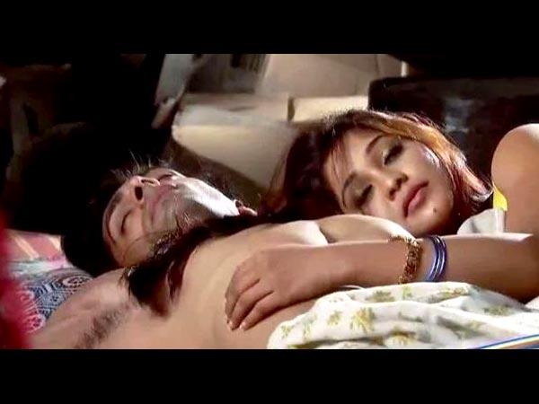 Asad And Tanveer In Bed
