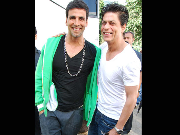 I have the highest respect for Shahrukh: Akshay