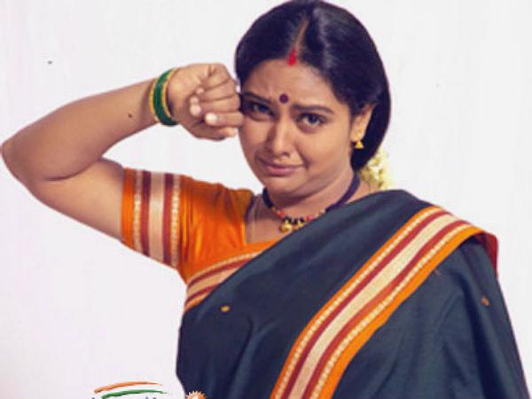 Actress Shruthi Second Marriage Trouble Chandrachuda