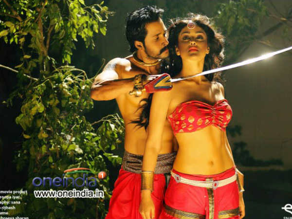 Shriya Saran And Prem