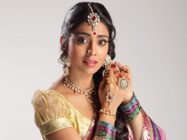 Beautiful Shriya