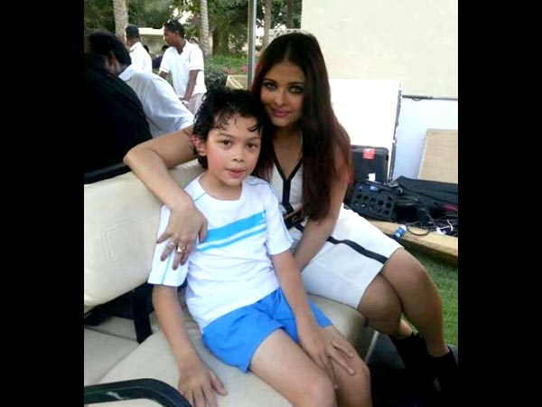 Aish With Kid