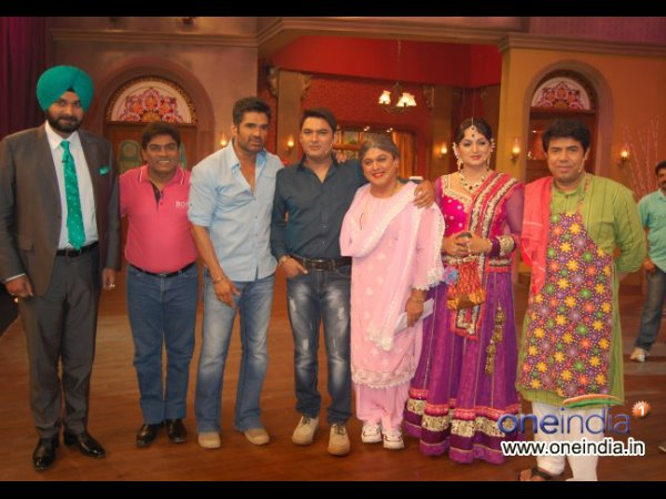 Colors Comedy Nights With Kapil