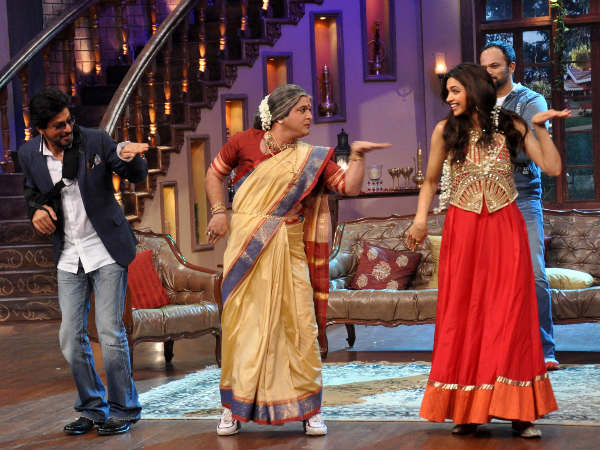Comedy Nights With Chennai Express