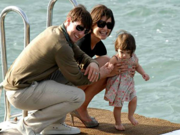 Tom Cruise's Previous Relationships