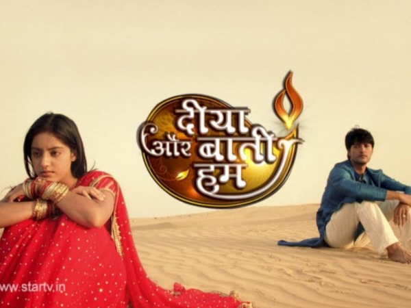 Diya Aur Baati Hum - First With 3.7 TVR (Television Viewer Rating)