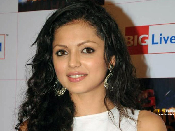 Drashti Dhami Colors' Girl?