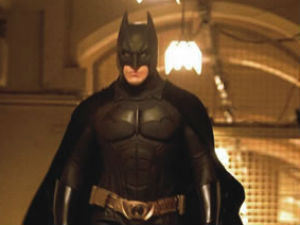 Christian Bale not playing Batman in Justice League