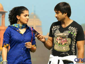 Gopichand and Tapasee