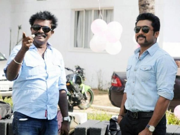 Surya with Hari