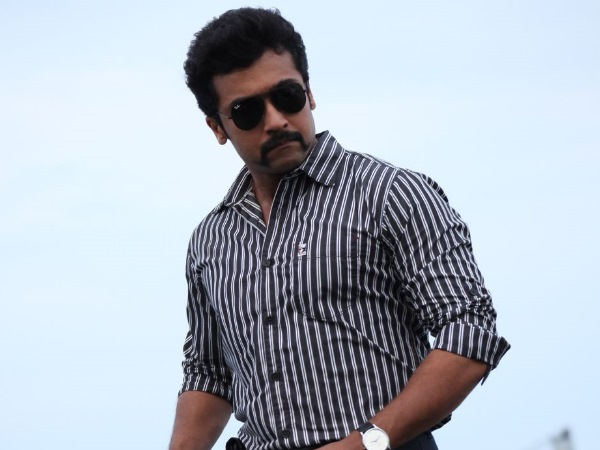 Surya Back In Action
