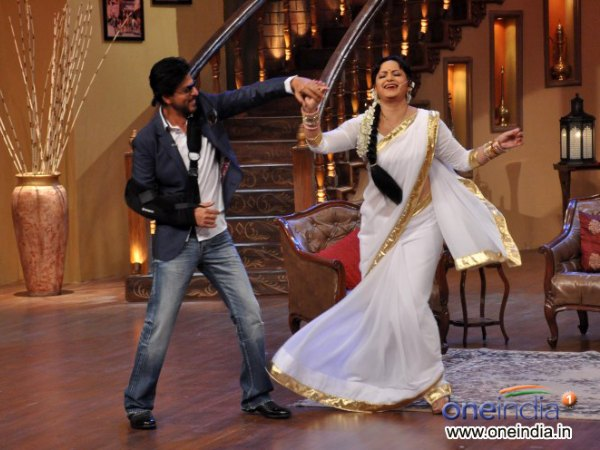 Comedy Nights Was Relaxed