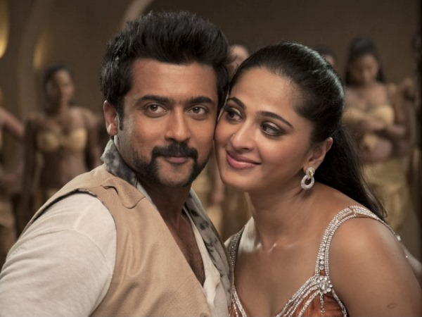 Anushka shetty singam 2 hansika motwani director hari actor in her interview to a news portal anushka expressed her sadness for being in singam 2 as she realised that she is a second heroine in the movie only after thecheapjerseys Choice Image