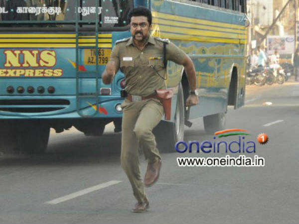Surya - The Showman Of Yamudu 2